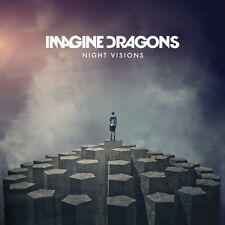 Imagine Dragons - Night Visions [New CD] Deluxe Edition
