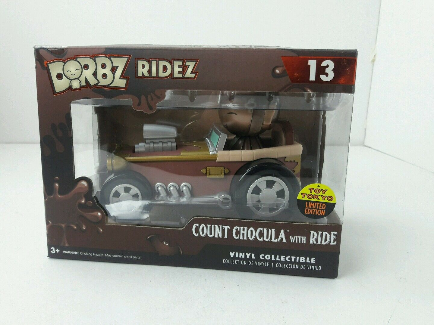 Funko General Mills count chocula dorbz with ride ridez New York Comic Con 2016