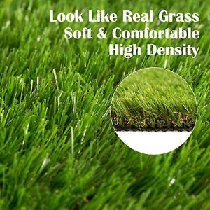 40x28outdoor Or Indoor Green Faux Fake Grass Decor Mat Rug Carpet