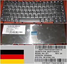 Tastatur Qwertz Deutsch ACER TM8100 8100 8100S 99.N7082.10G AEZF1TNG010 ZF1
