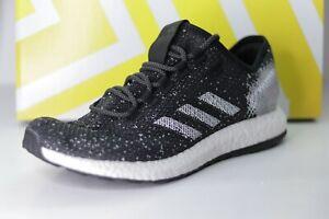 Adidas-Pureboost-039-OREO-039-Black-White-Men-039-s-Athletic-Shoes-B37775-New-W-Box