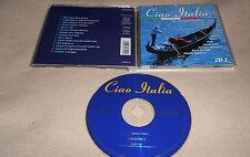 CD CIAO ITALIA le più belle Italo Hits 14. tracks 1998 93 10/15