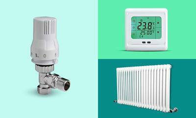 Warm up: Heating from £35.99