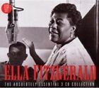 The Absolutely Essential 3CD Collection [Box] by Ella Fitzgerald (CD, Jan-2010, 3 Discs, Universal Distribution)