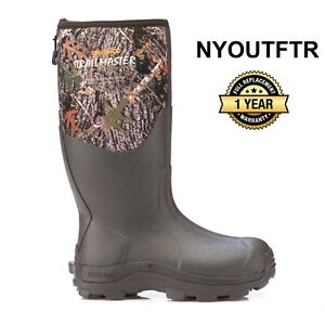 Dryshod-Mens-Trailmaster-Hi-Camo-Hunting-Boot-Size-13-Muck-Style-MBT-MH-CM