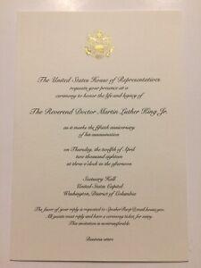 Martin-Luther-King-Jr-50th-Anniversary-Invitation-Statuary-Hall-U-S-Capitol