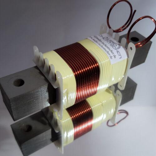 1,12 mm Draht Spule 0,626 Ohm 1 Audio-Tschentscher I-Kern Feron 12,00 mH