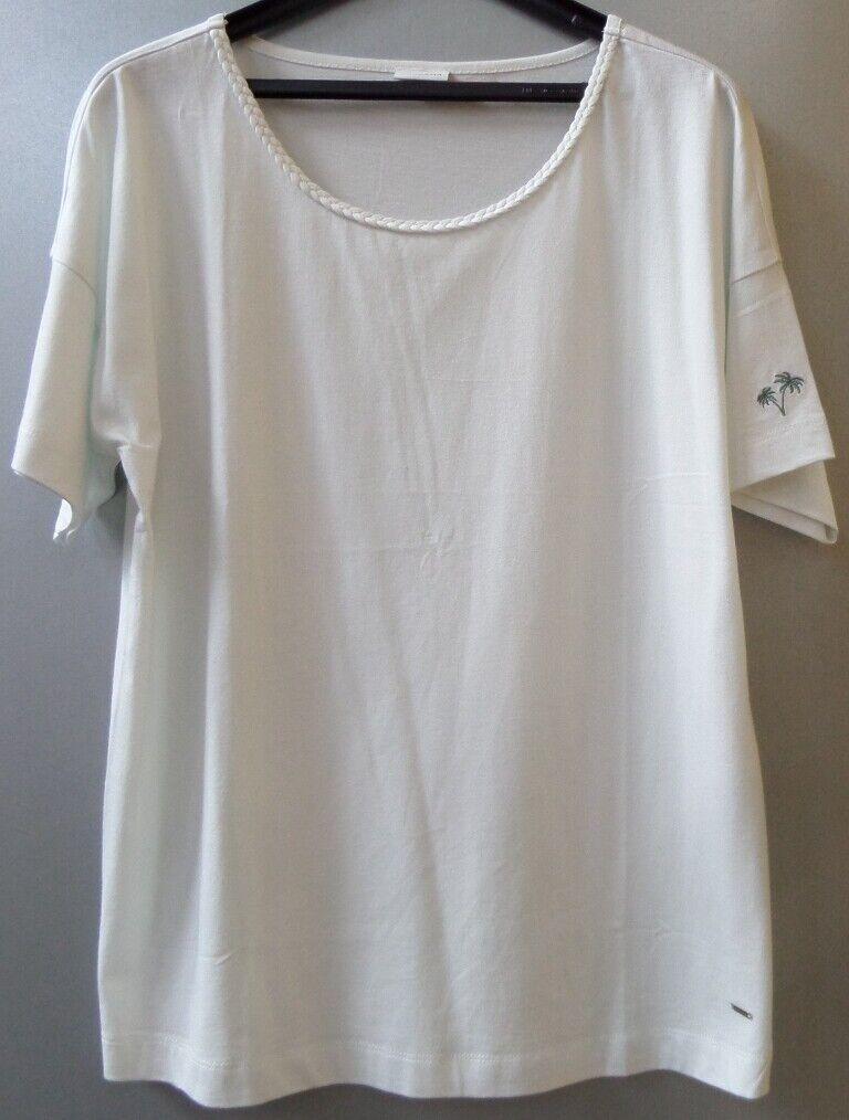 091470-2/K59 LASCANA Pyjama Oberteil Gr. 40/42 neu