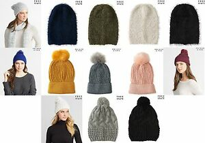 09673a4683bad U-PICK Aeropostale AERO Womens Girls Winter Hat Beanie Ski Cap Toque ...