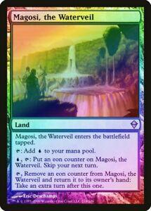 Part the Waterveil FOIL Battle for Zendikar NM Blue Mythic Rare CARD ABUGames