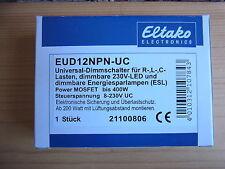 ELTAKO EUD12NPN-UC Universal Ferndimmer Stromstoßschalter Lichtszenen NEU ! OVP