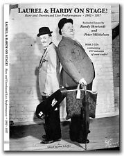 Laurel & Hardy On Stage! Rare and Unreleased Live Performances 1942-1957