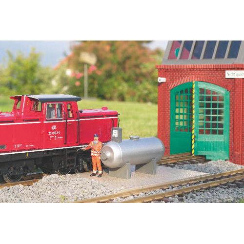 PIKO Diesel Locomotive Fuelling Point Kit G Gauge 62075