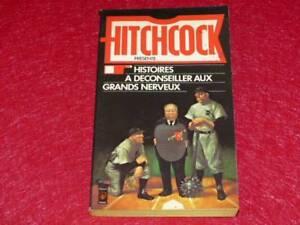 [BIBLIOTHEQUE H.& P.-J. OSWALD] ALFRED HITCHCOCK -HISTOIRES DECONSEILLER NERVEUX - France - Langue: Franais Thme: Arts et Photographie - France