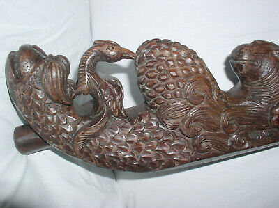 India Overseas Trading Wooden Carved Table