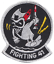 US-Navy-VFA-41-Strike-Fighter-Squadron-Embroidered-Patch-LAST-FEW 縮圖 1