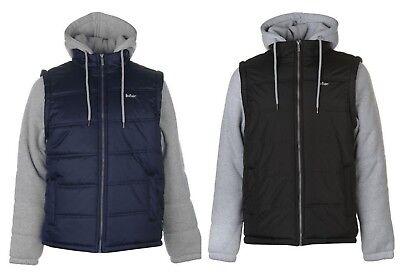 BNWT Homme Bleu Marine Sans Manches Haworth Designer Pull UK X large un jour de vente