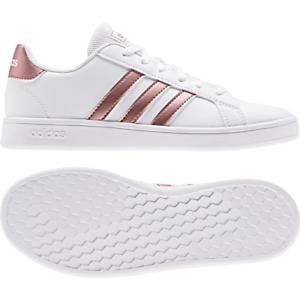 Adidas Kids Shoes School Girls Fashion