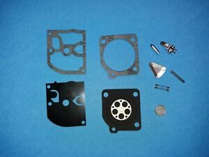 ZAMA Carburettor Kit Fits HUSQVARNA 40 45 51 55 Chainsaws