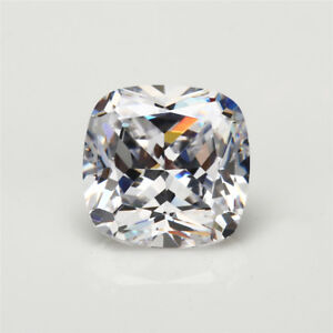 Details About White Loose Moissanite Cushion Diamond Cut Vvs 0 30 Ct To 8 07 Ct Sale 4 Jewelry