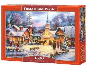 Castorland C-151646-2 - Faith Runs Deep, Puzzle 1500 Teile - Neu