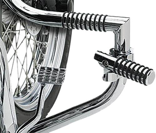 LINDBY CLAMP-ON PEGS CHROME 8 O-RINGS 810