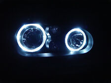 Depo/FK 99-04 VW Golf/GTi 4 White LED Angel Halo + Projector Fog Light Headlight