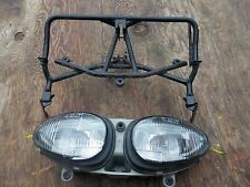 1999 TRIUMPH SPRINT ST 955i 955 OEM front headlight with mount bracket
