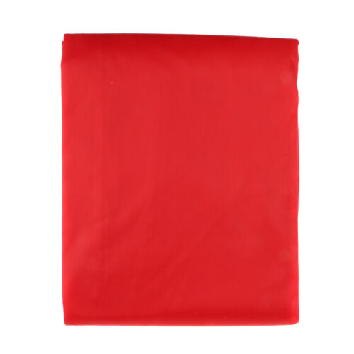9ft Polyester Dustproof Pool Table Billiard Protector Cover Cloth Gray Red