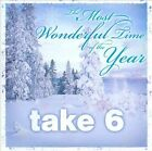 The Most Wonderful Time of the Year by Take 6 (CD, Oct-2010, Heads Up)