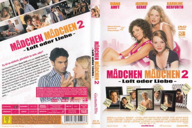 Mädchen Mädchen 2 / Loft oder Liebe - DVD - Film - Video - 2004 - Neuwertig !