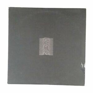 JOY-DIVISION-Unknown-Pleasures-FACTUS1-LP-Vinyl-VG-near-Cover-VG-Test-Played