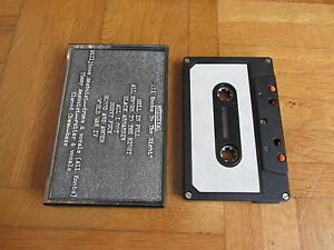 MEDIEVAL-All-Knobs-To-The-Right-RARE-1984-DEMO-Cassette-Tape-Heavy-Metal