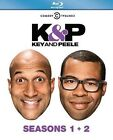 Key Peele Seasons One Two 0032429150479 Blu Ray Region a