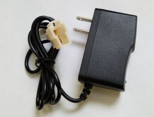 6V Wall Charger Adapter For Kid Trax Avigo 6Volt Wildfire Quad 6 Volt Battery