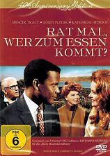 DVD NEU/OVP - Rat mal, wer zum Essen kommt - Spencer Tracy & Sidney Poitier
