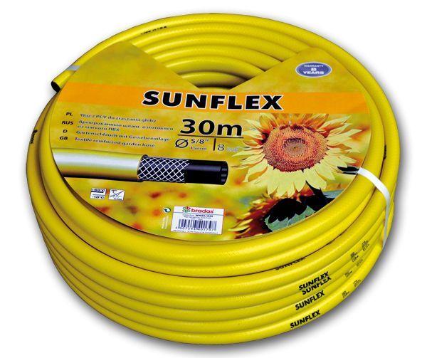 1 1 4   Zoll Meterware Qualitäts - Gartenschlauch Wasserschlauch SUNFLEX | Roman  | Quality First  | Deutschland