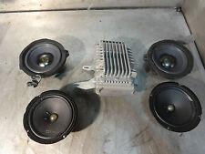 AUDI TT 8n 98-06 mk1 225 quattro 1.8t SET COMPLETO DI ALTOPARLANTE BOSE + AMP, l'aggiornamento