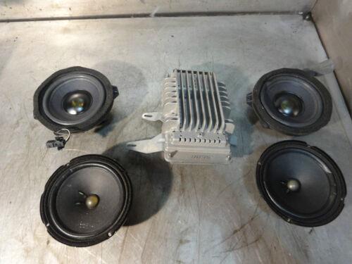 Audi TT 8N 98-06 Mk1 225 Quattro 1.8T completo Bose juego de altavoces+amp