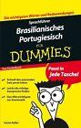 Sprachführer Brasilianisches Portugiesisch für Dummies von Karen Keller (2013, Taschenbuch)