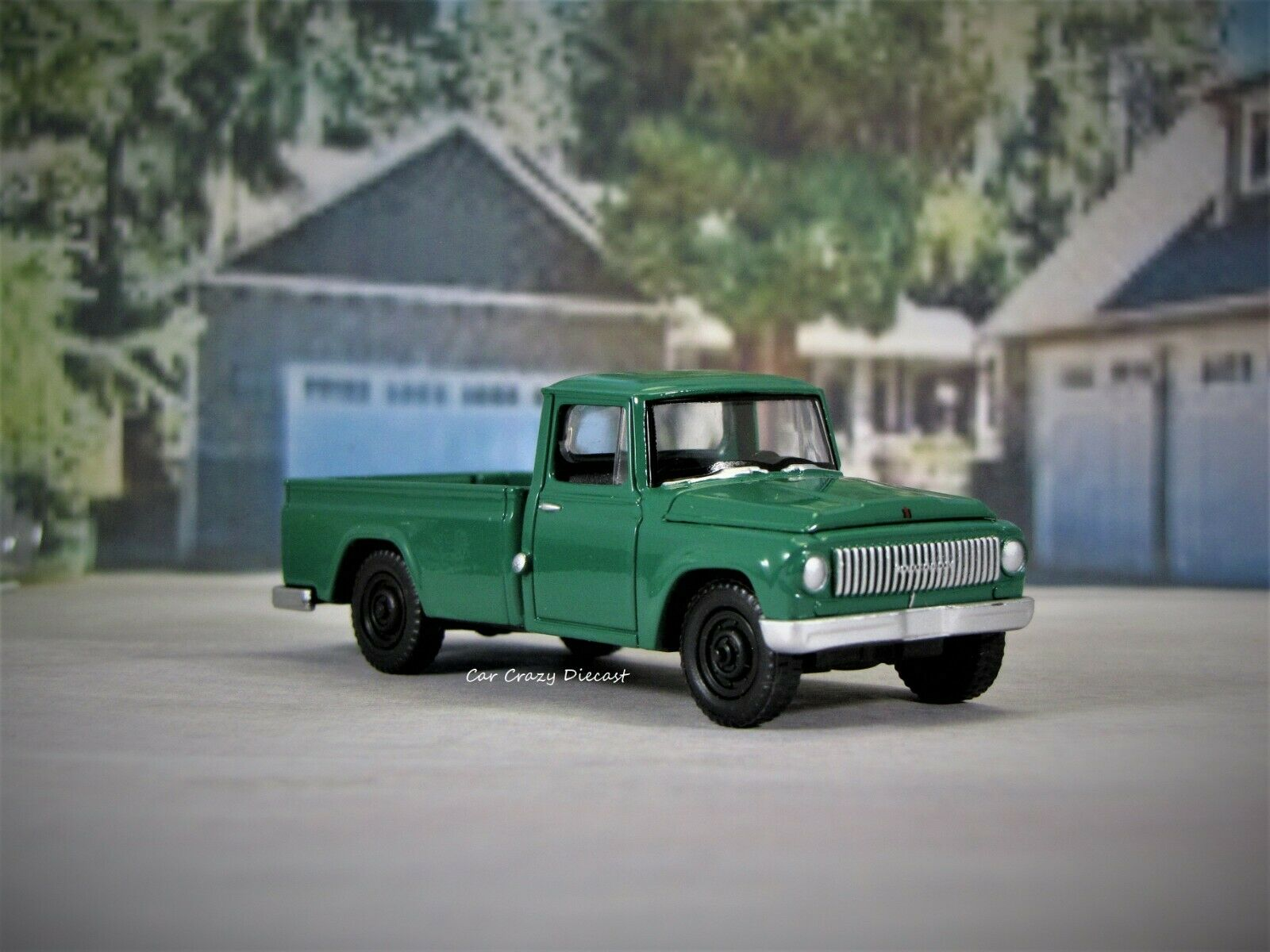 1965 1966 International Harvester 1200 Scout Pickup Truck 1 64 Collectible Model Ebay