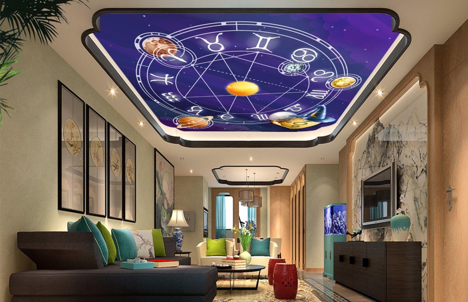 3D Literature 953 Ceiling WallPaper Murals Wall Print Decal Deco AJ WALLPAPER GB
