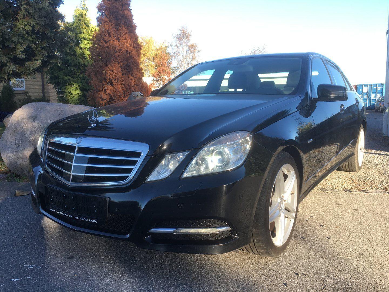 Mercedes E350 3,0 CDi Avantgarde aut. BE 4d - 234.900 kr.