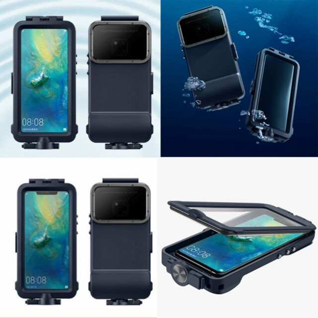 pretty nice 27297 db49a Waterproof Phone Case Swimming Diving Camera Cover for Huawei Mate 20 Pro  Parts