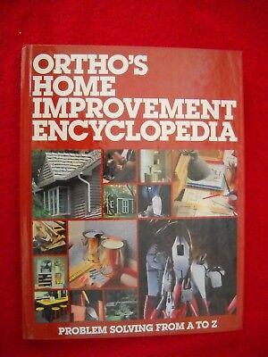 Ortho s Home Improvement Encyclopedia 9780897210669 eBay