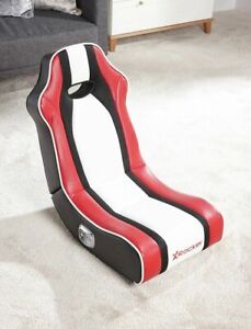 Brand New X Rocker Chimère Gaming Chair Rouge - 3+ Ans-e182-afficher Le Titre D'origine