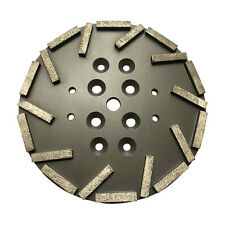 10 Concrete Grinding Plate Edco Blastrac Mk Husqvana Floor Grinder 4050