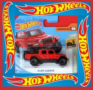 Hot-Wheels-2020-039-20-Jeep-Gladiator-157-250-neu-amp-ovp