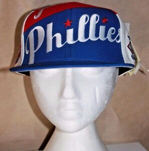 MLB-Philadelphia-Phillies-Vintage-Fitted-Professional-7-1-2-Hat-American-Needle