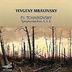 Sinfonien 4,5 & 6 (Pastorale) von LP,Evgeny Mravinsky (2013)